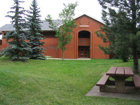 Strathcona Centre Community League Hall